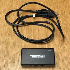 TrendNet TPE-111GI Gigabit Power over Ethernet (POE) Injector  WORKS PERFECTLY