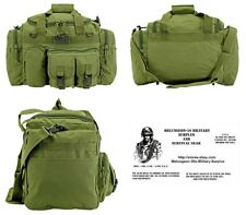 ONE-The A-10 Duffel Bag / Bug Out Bag Tactical / Military / Survival Gear - O.D.