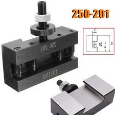NO.250-201 Quick Change Tool Holder Turning & Facing Tool Holder Replace DIY