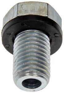 Engine Oil Drain Plug Dorman 69014