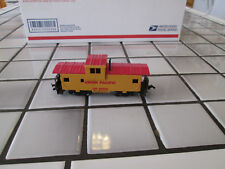 bachmann Union Pacific caboose Ho Scale