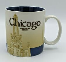 Starbucks Global Icon Chicago Collector Series 16 OZ 2011 Coffee Mug