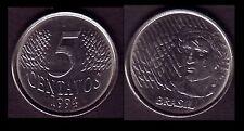 ★★ BRESIL ● 5 CENTAVOS 1994 ● E6 ★★