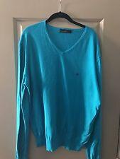 Carolina Herrera Men V-Neck Sweater Size XL