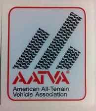 Vintage AATVA Decal Reproduction ATC 250R 200X 350X 90 Tri-Z Tecate TRX LT 250