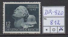 Deutsches Reich, Michel Nr. 812 (Heldengedenktag) tadellos postfrisch.