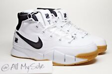 NEW DS Kobe 1 X Protro Undefeated Sz11 White Limited Rare Sold Out 1200 Pairs