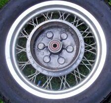Suzuki VS750 Intruder 1986 Rear Back Wheel 9500 Miles