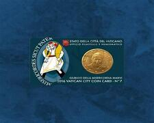 Vatikan - Coincard - 50 Cent 2016 BU - Papst Franziskus