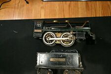 Lionel Pre-War Standard Gauge No. 384E Engine and Tender