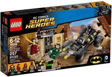 LEGO DC Super Heroes Batman: Rescue from Ra's al Ghul Exclusive Set #76056