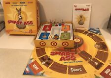 2007 Smart Ass The Board Game Trivia Game University Games