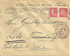 Sweden  To Italy  POSTAGE DUE  1926