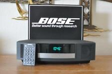 Bose Acoustic Wave Radio Ii w/Remote-Connect smart phone/iPod etc