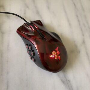 Razer Naga Hex Wraith Laser Mouse