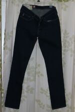 Abercrombie&Fitch Vintage Men's Low-Rise Super Skinny Jeans Dark Resin NEW 32x34