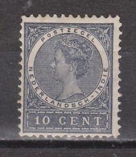 Nederlands Indie Netherlands Indies Indonesie 48 MLH ong. Wilhelmina 1903