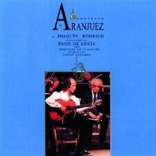 PACO DE LUCIA - CONCIERTO DE ARANJUEZ  CD NEU