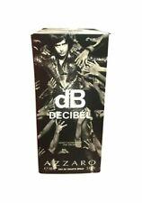 DB Decibel 3.4 oz EDT spray mens cologne 100 ml NEW in damaged box