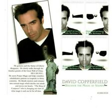 Grenadines 2000  - David Copperfield - Sheet of four  - MNH