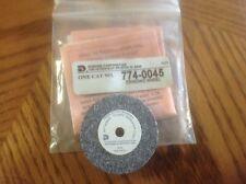"DUMORE GRINDING WHEEL 774-0045 2""X3/4""X1/4"" MAX RPM 11050 MADE IN USA NIB"