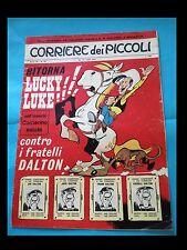 CORRIERE DEI PICCOLI nr. 30 del 1967 (con IL GIOCO DI LUCKY LUKE)