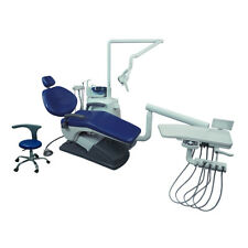 Unit Dental Chair Computer Controlled Hard Leather FDA CE Doctor Stool Tj2688 A1