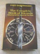 the complete book of swords hcdj bce
