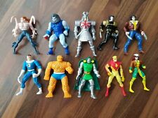Marvel Diecast Figures Joblot. Toybiz.