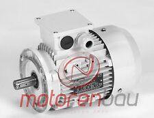 Energiesparmotor IE3, 0,75 kW, 3000 U/min, B14G, 80A,Elektromotor,Drehstrommotor
