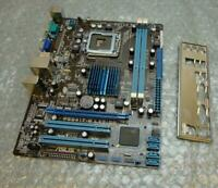 ASUS P5G41T-M LX2/GB LGA-775 /Socket (T) Motherboard  with Back Plate