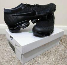 Nike Air Vapormax Flyknit Black/Grey 10UK Running Shoes