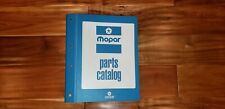 1967 mopar dodge chrysler plymouth parts book numbers catalog 67 charger coronet