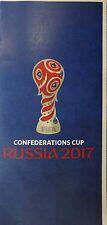 Programm Confed Cup 22.6.2017 Deutschland - Chile # Match 8 (englisch)