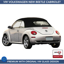 Capote VW Volkswagen New Beetle Cabriolet 2003-2011 in Mohair Twillfast 8 colori