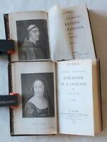 1821 ✤ Lettres et Épitres Amoureuses d'Héloïse et d'Abailard ✤ Complet 2 tomes