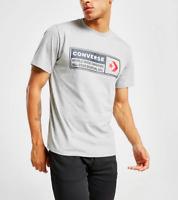 Converse Box All Star T-Shirt Grey BNWT Size S