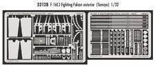 Eduard 1/32 F-16CJ exterior for Tamiya # 32128