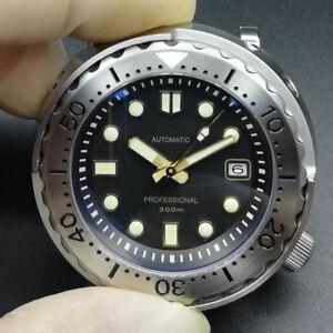 SBBN017 Gold dail Tuna  Diver Automatic Wristwatch MarineMaster Man SS insert