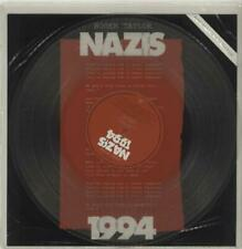 "Roger Taylor Nazis 1994 - Clear Vinyl 12"" vinyl single record (Maxi) UK"
