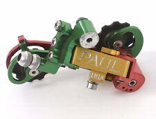 Paul Components Powerglide Rasta Rear Derailleur CNC USA Made Medium Cage Mid