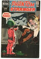 Phantom Stranger 13 DC 1971 FN VF Neal Adams Soldier Boy