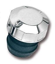 HARLEY DAVIDSON Faceted Oil Tank Plug - Fits OEM Side Fill Tanks 65-UP BC16547 T