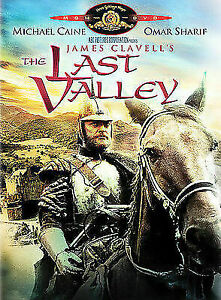 The Last Valley DVD James Clavell's 1971 Michael Caine, Omar Sharif Movie RARE