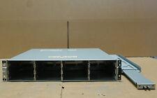 EMC NA-3PDAE-FD 12 Bay SAS Disk Array Enclosure 2U Rackmount 2x Controller Array
