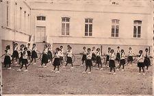 VERA FOTO SCOLARETTE IN SCUOLA ELEMENTARE DI SAVONA DI VIA MANZONI 1925 21-62