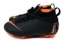 Nike Jr Mercurial Superfly 6 Elite FG Soccer Cleats Black Size 5.5Y Womens 7