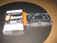 Backbeat UK Cassette Songs of The Original Motion Picture Back Beat