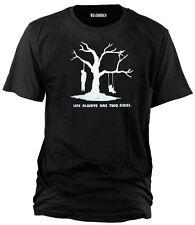Wolkenbruch® T-Shirt Life always has two Sides. Gr.M bis XXXXXL