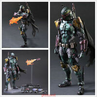 Play Arts Kai SquareEnix Star Wars Boba Fett Figure VARIANT Model New in Box